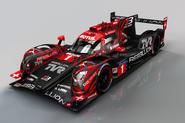 Rebellion Racing TVR