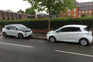 Renault Zoe vs BMW i3