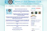 Renault Zoe Owners Club