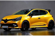 Renault Clio Renault Sport KZ 01 leaked picture side
