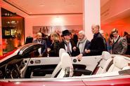 Rolls-Royce showroom