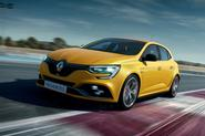 More extreme Renault Megane RS Trophy revealed with 296bhp