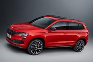 Skoda Karoq Sportline is SUV's sporty flagship