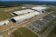 Volvo opens first US factory ahead of S60 reveal