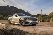 Mercedes-Benz E-Class Cabriolet previewed ahead of Geneva