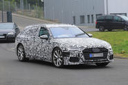Next Audi S6 due on roads next year with Panamera Turbo V8