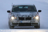 2017 BMW 5 Series GT spy shots