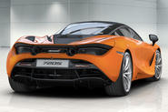 Do not use the McLaren 720S configurator