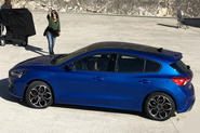 2018 Ford Focus spotted completely uncovered ahead of spring reveal