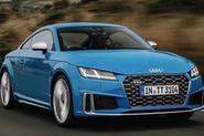 2018 Audi TT facelift leaks online