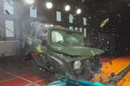 Suzuki Jimny's 'underwhelming' safety systems earn three stars in Euro NCAP tests