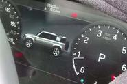 2020 Land Rover Defender dashboard image