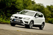 Seat Ateca SE 1.0 TSI Ecomotive Front