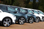 Seat Tarraco line-up