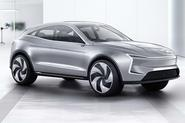 Seres SF5 compact electric SUV