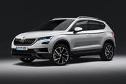 Skoda's small SUV as imagined by Autocar