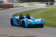 Elemental RP1 sports car 2016 Goodwood Festival of Speed