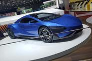 2017 Techrules GT96 concept