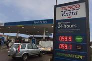 Diesel price per litre