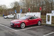 Third-generation Tesla Supercharger to double existing UK charger capacity