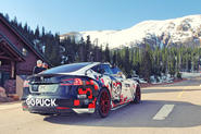 Tesla Model S Pikes Peak