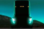 Tesla lorry