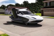 Geely buys flying car company Terrafugia with plans to launch model in 2019