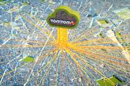 TomTom parking technology