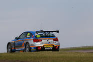 Rockingham BTCC: Tordoff maintains championship lead