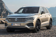 Volkswagen Touareg V8 Geneva