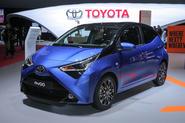 The new Toyota Aygo