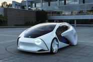 Toyota Concept-i demonstrates artificial intelligence at CES