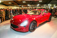 TVR Griffith official reveal - front