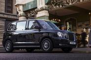 London Taxi Company TX5 new black cab