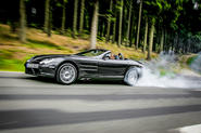 Mercedes-McLaren SLR Roadster