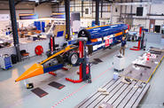 1000mph Bloodhound to begin first high speed tests on 26 October