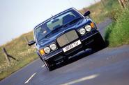 Used car buying guide: Bentley Turbo R - cornering front