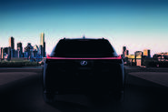 Lexus UX crossover previewed ahead of Geneva motor show