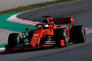 Sebastian Vettel Ferrari Formula 1
