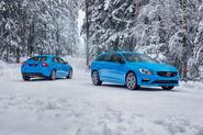 Volvo S60 Polestar and V60 Polestar