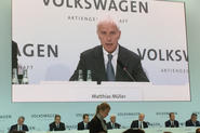 VW Muller board results AGM