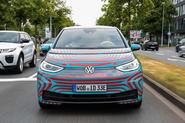 Volkswagen ID 3 prototype - front