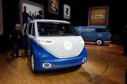 VW ID Buzz Cargo concept