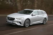 Vauxhall Insignia GSi Sports Tourer Biturbo 2018 review