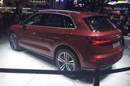 Audi Q5L launches with 110mm more rear leg room