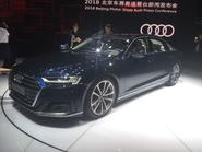 Audi A8 L arrives as 5.3m luxury saloon