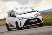 Toyota Yaris GRMN 2018 UK review
