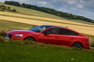 Audi S5 Sportback 2020 long-term review - hero front