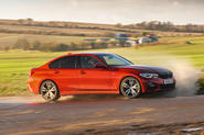 BMW 3 Series 330e 2020 long-term review - hero front
