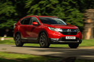 Honda CR-V hybrid 2019 long-term review - hello front